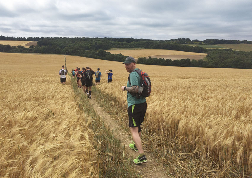 Race To The Stones 2016 – Dan's Report