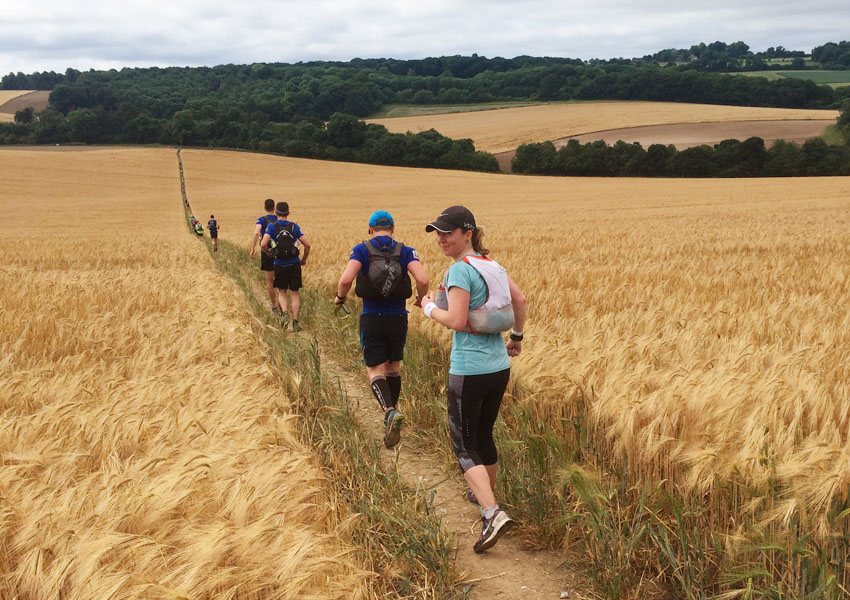 Race To The Stones 2016 – Claire's Report