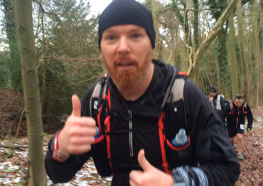 Country To Capital 45 Miler – Dan's Report